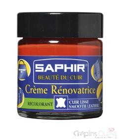 SAPHIR RENOVATEUR TEIGNANT 25 ML  POT