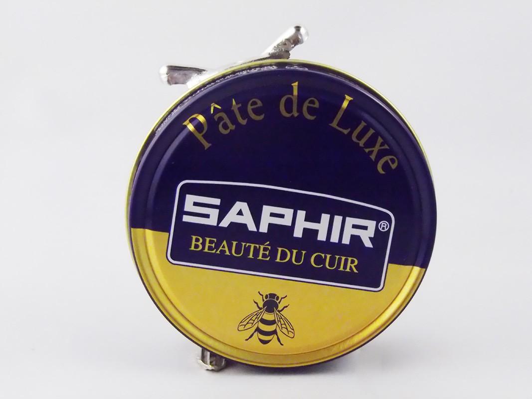 SAPHIR CIRAGE PATE DE LUXE 100 ML