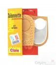 SEMELLE CLAIE TALONNETTE TAMPON REF 510