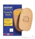 SAPHIR TALONNETTE CUIR/LIEGE 10MM 22342 1/4
